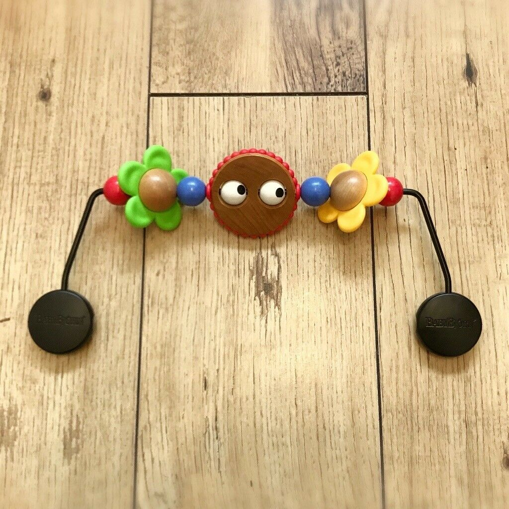 exclusive deals search for original street price BabyBjörn Wooden Toy for bouncer with box | in Richmond, London | Gumtree
