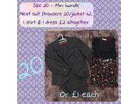Size 20 Ladies Mini Bundle