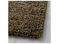 New ikea Adum thick deep pile rug 200x300