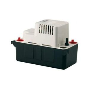 NEW Little Giant VCMA-20ULS 554425 VCMA Series Automatic Condensate Removal Pump