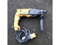 DeWalt D25033 SDS Plus drill 110V