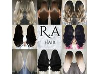 Freelance Hair Extensions Specialist. LA Weave & Nano Bonds Prices From £195