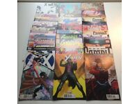39 x Large Marvel Gambit Comic Lot Variant 1st print issue RARE collection