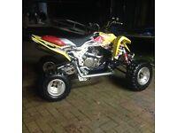 Suzuki ltr 450 r quad bike