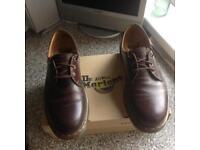 Dr martens 1461 size 10 shoes