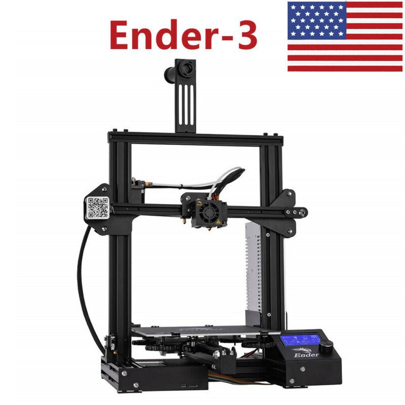 Used Creality Ender 3 3D Printer kit  220X220X250mm