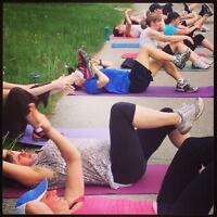 Fitness Bootcamp in Langley 6:30pm
