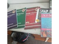 Gcse revision books new