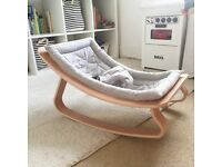 Beautiful Charlie Crane Levo Baby Rocker