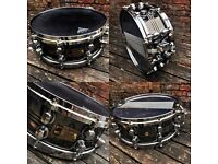 """Mapex Black panther Steel Snare 14x5.5"""""""