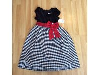 Girls Dress Brand new with tags Age 7