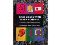OSCE cases with mark schemes medical book