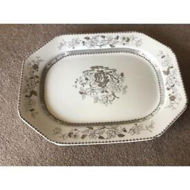Spode charger plate