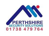 Perthshire Security Solutions - Home and Business Security Alarms, Security Products and Services
