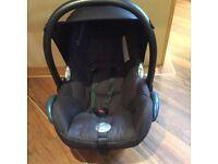 Car seat by Maxi Cosi Baby