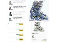 Nordica ski boots sm8 Olympia size 240 /245 size 5/6 please READ blw for info £40 extremely cheap