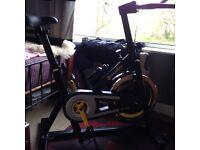 Bodymax B2 indoor cycle exercise bike