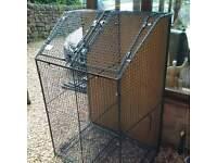 Guardsman car Dog cage