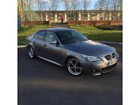 BMW 5 SERIES 3.0 525D M SPORT 4DR BUSINESS EDITION