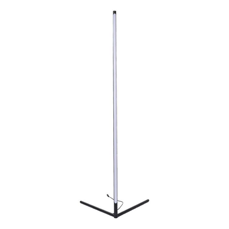 LED Corner Floor Lamp - - - Minimalist with