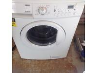 Zanussi washing machine jet system