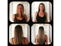 OCTOBER SPECIAL : FROM £150 FOR FULL HEAD OF 18 OR 20 INCH HAIR EXTENSIONS