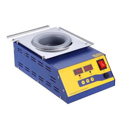 Glf 220v 400w Lead-free Solder Potsolder Machine Soldering Melting Tin Cans