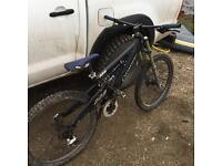 Orange 223 downhill bike sell swap