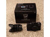 Fujifilm X-E2 with Fujinon XF 18-55mm f2.8-4.0 R LM OIS