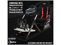 GTULTIMATE V2 Racing Simulator Cockpit Gaming Chair Logitech G27