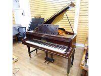 John Broadwood Mahogany Baby Grand Piano By Sherwood Phoenix Pianos