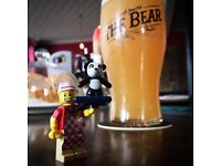 General Manager for The Bear Craft Beer Pub & Kitchen
