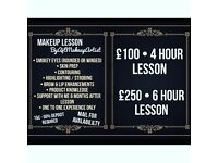 Makeup Lessons - by Ajt Makeup Artist