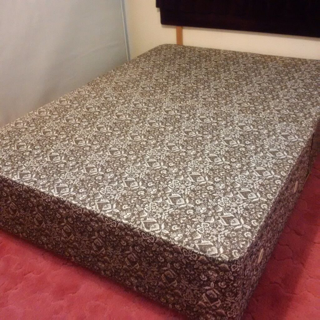 Double Divan Bed Base In Harrow London Gumtree