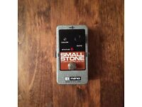 EHX Electro-Harmonix Small Stone Nano - Phaser Effects Pedal for Guitar