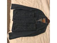 Levi's Denim Jacket Large - Never worm
