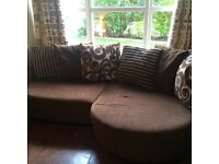 DFS 3 seater & 2 seater sofa for sale