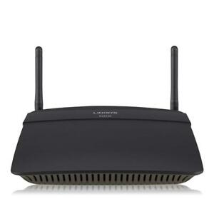 NEW Linksys AC1200 Dual Band Smart Wireless Router (EA6100-CA)