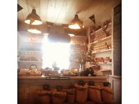 Cook or Chef & Service at a healthy and friendly Cafe in Hackney Wick