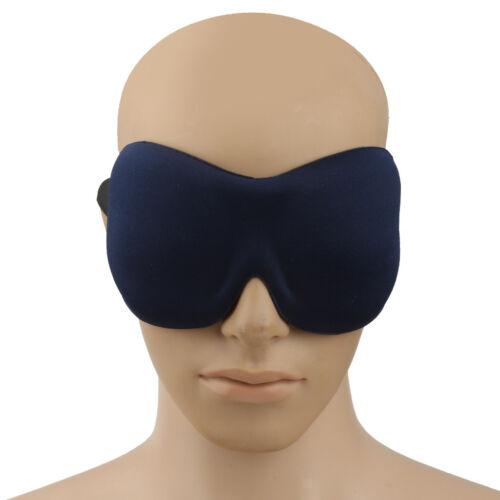 Adjustable Eye Mask Sleeping Eyeshade Eyepatch Blindfold for