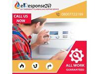 Gas Engineer Plumbers Heating Boiler service Boiler Repair Gas Cooker fitting Gas checks