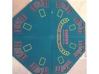 Brand new Poker Set.
