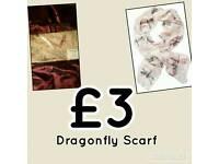 Avon Dragonfly scarf