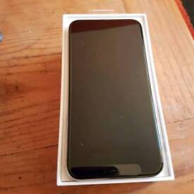 Brand new unlocked iPhone x 64gb silver to any network