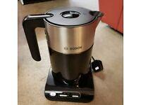 NEW Bosch 1.5l Electric Styline Jug Kettle- Black