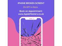 iPhone Screen Repairs - iPhone 11 Pro Max X Xs XR 8 7 6 5 in Ilford, Romford, Rainham, Chigwell