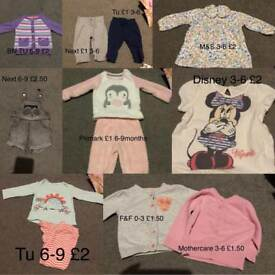 **VARIOUS BABY CLOTHING**
