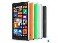 SPECIAL OFFER *** NOKIA LUMIA 930 + FREE SIM CARD EE WITH £10