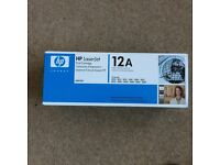 HP Laserjet ink cartridge