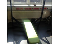 Hammer Strength Weights Bench